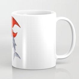 Great White Lobstah Lovah Coffee Mug