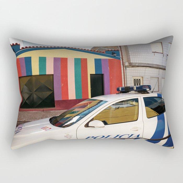 Not a Crime Rectangular Pillow