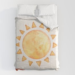 Sun and Universe Comforters