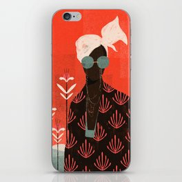 Kalemba II iPhone Skin