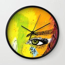 """Pon de Replay"" by Jacob Livengood Wall Clock"