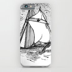 message in a bottle iPhone 6s Slim Case