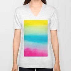 Watercolor I Unisex V-Neck