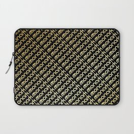 M-Slants Laptop Sleeve