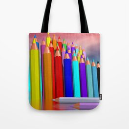 time to draw a picture -1- Tote Bag