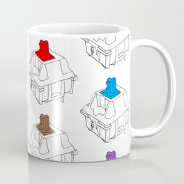 Mechanical Switches Coffee Mug