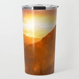 Hug Me In The Sun Travel Mug
