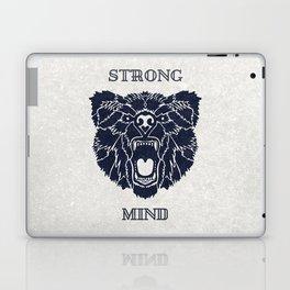 Strong Mind Laptop & iPad Skin