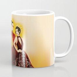 Fire Nation's Royal Siblings Coffee Mug