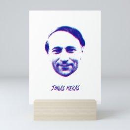 mekas Mini Art Print
