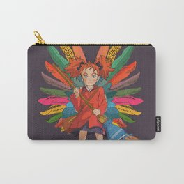 Mary and the Witch's Flower 2 Carry-All Pouch