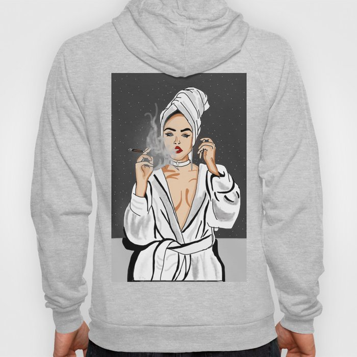Breathe and take it in Hoody