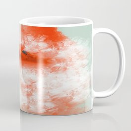 Frosted to Red Coffee Mug