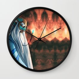 King Kashekim Nedakh Wall Clock