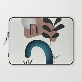 Shape study #8 - Synthesis Collection Laptop Sleeve