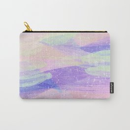 Pastel Grunge Paint Carry-All Pouch