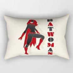 Batwoman Rectangular Pillow