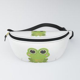 Frog Fanny Pack