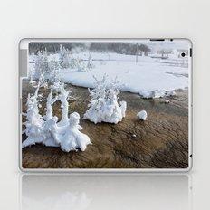Winter in Yellowstone Laptop & iPad Skin
