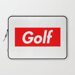 Golf Sports Laptop Sleeve