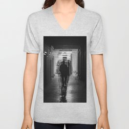 The Schizoid Man Unisex V-Neck