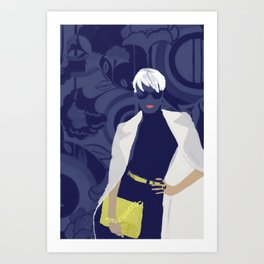 Blingbling Art Print