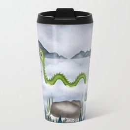 Loch ness moster Travel Mug
