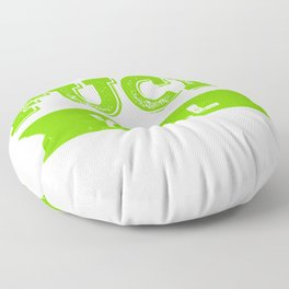 You Can Me Floor Pillow