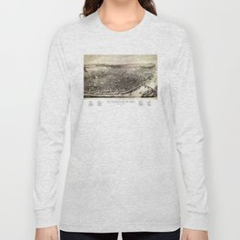 St Louis- Missouri - 1894 Long Sleeve T-shirt