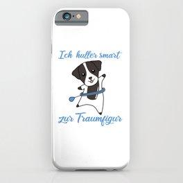 Dogs Hullern Smart Hoop Sport Jack Russell iPhone Case
