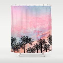 Summer Palm Tree #Society6 #Buyart #Decor Shower Curtain