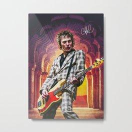 Tommy Stinson Metal Print