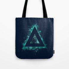 Fiery Spirit Tote Bag