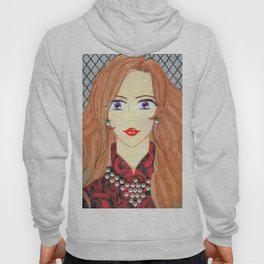 Duchess in Pearls Hoody