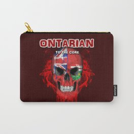 To The Core Collection: Ontario Carry-All Pouch