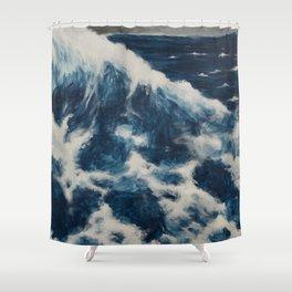 Big Boaiye Shower Curtain