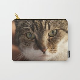 Look me in the Eyes! Carry-All Pouch