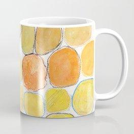 Cheerful orange Gathering Coffee Mug