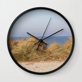 Wild Landscapes at the coast 6 Wall Clock
