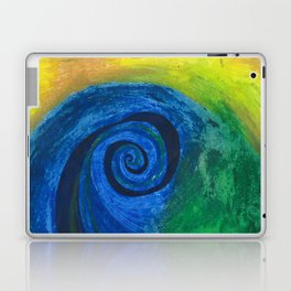 Abstract Poetic Laptop & iPad Skin