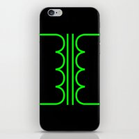 transformer iPhone & iPod Skins featuring Transformer by EEShirts