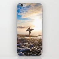 surfer iPhone & iPod Skins featuring Surfer by joshuaveldstra