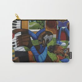 JAMMIN WITH UNCLE BOB Carry-All Pouch