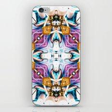KaleidoMandala Series 100917 #society6 #decor #buyart iPhone Skin