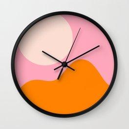 Sueño Wall Clock