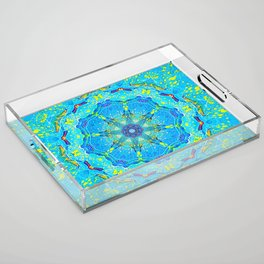 Blue Mountains Acrylic Tray