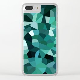 Crystal Camo Clear iPhone Case