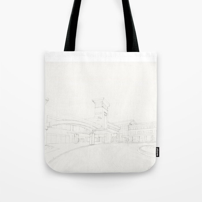 World Headquarters of Jehovah's Witnesses Warwick, NY Tote Bag