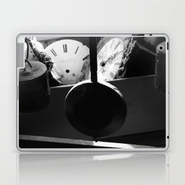 Time stopped / Temps arrêté Laptop & iPad Skin