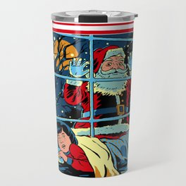 Retro Vintage Inspired T-Shirts and Apparel Merch: Steven Rhodes Official Merchandise Store Travel Mug